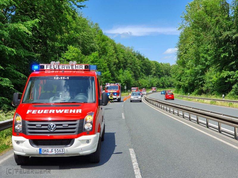 Technische Hilfeleistung vom 20.06.2021  |  (C) Freiwillige Feuerwehr Bergstadt Bad Grund (Harz) (2021)