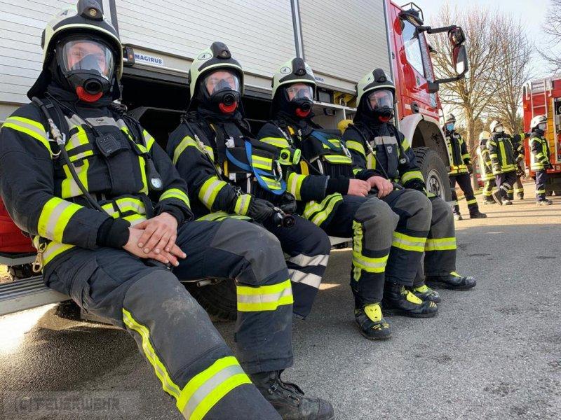 Brandeinsatz vom 19.02.2021  |  (C) Freiwillige Feuerwehr Bergstadt Bad Grund (Harz) (2021)