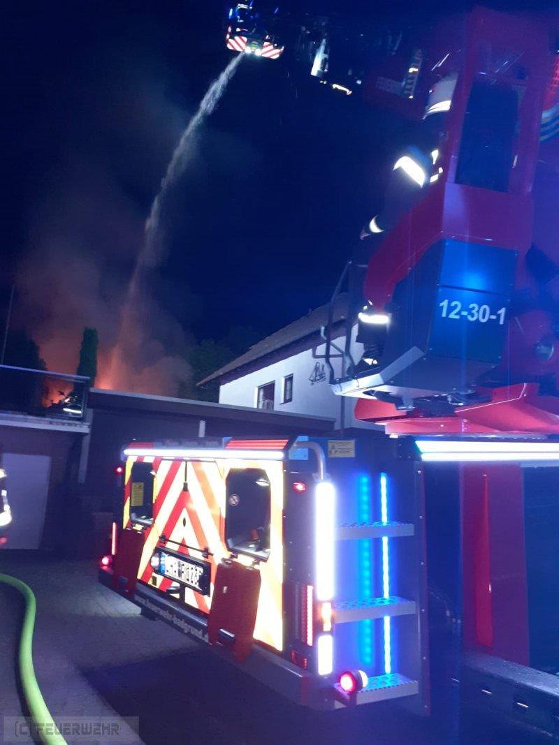 Brandeinsatz vom 02.07.2020  |  (C) Freiwillige Feuerwehr Bergstadt Bad Grund (Harz) (2020)
