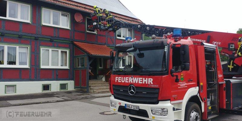 Technische Hilfeleistung vom 06.06.2021  |  (C) Freiwillige Feuerwehr Bergstadt Bad Grund (Harz) (2021)