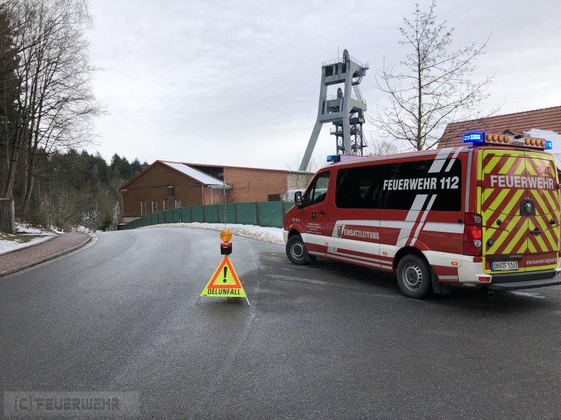 Technische Hilfeleistung vom 20.01.2021     (C) Freiwillige Feuerwehr Bergstadt Bad Grund (Harz) (2021)