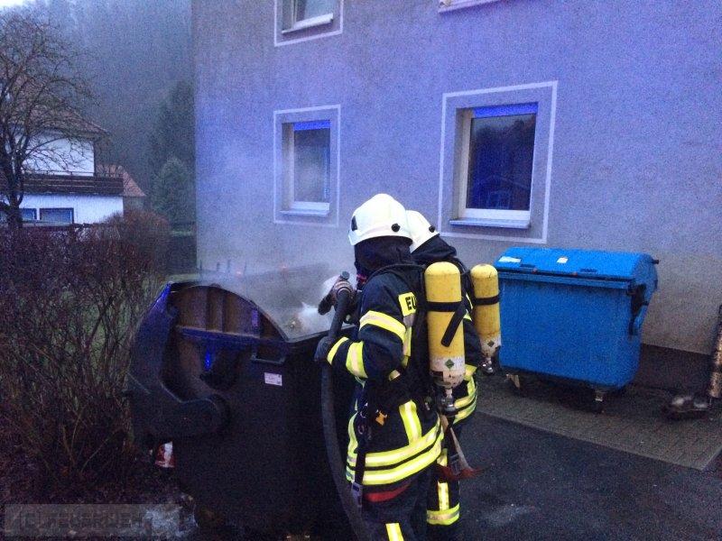 Brandeinsatz vom 01.01.2019  |  (C) Freiwillige Feuerwehr Bergstadt Bad Grund (Harz) (2019)