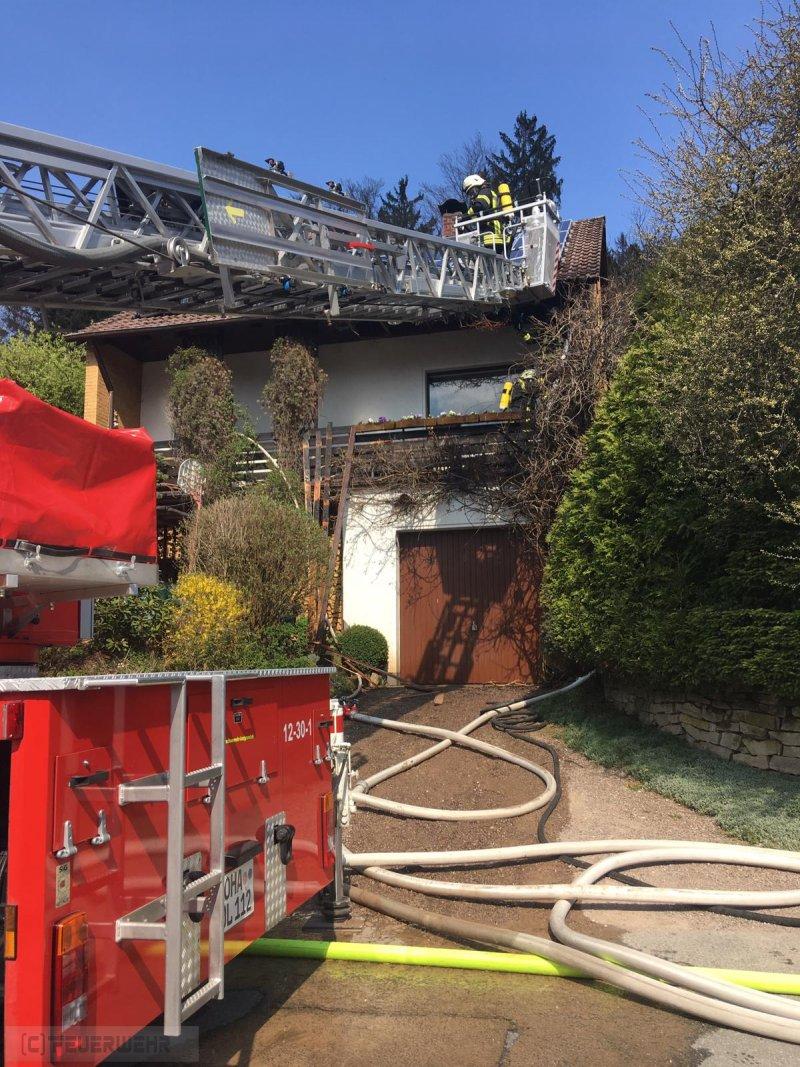 Brandeinsatz vom 08.04.2019  |  (C) Freiwillige Feuerwehr Bergstadt Bad Grund (Harz) (2019)