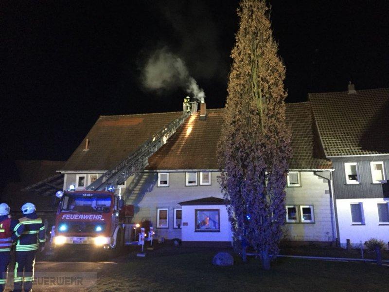 Brandeinsatz vom 18.02.2018  |  (C) Freiwillige Feuerwehr Bergstadt Bad Grund (Harz) (2018)