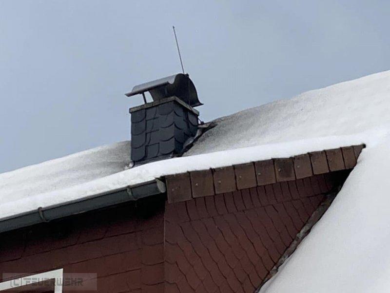Brandeinsatz vom 09.02.2021  |  (C) Freiwillige Feuerwehr Bergstadt Bad Grund (Harz) (2021)